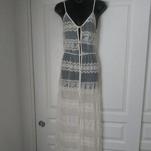 Fashion Nova Sheer dress